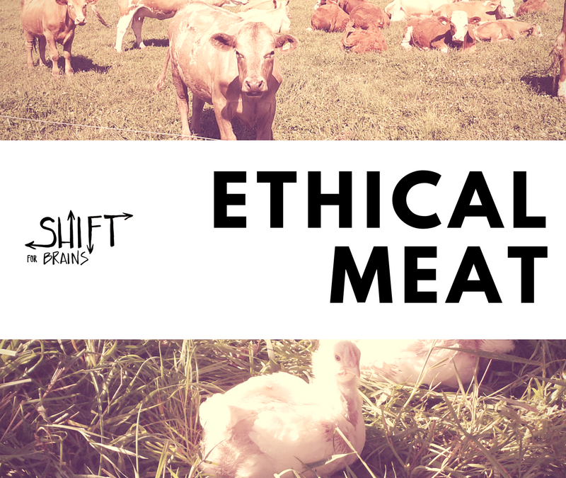 """Ethical Meat"""